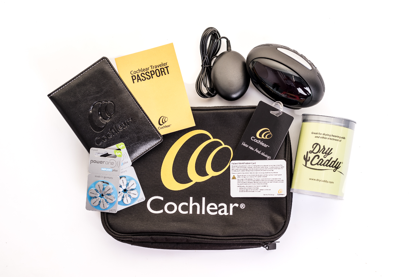 Cochlear Traveler Kits