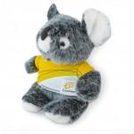 Koala With Toy Sound Processor