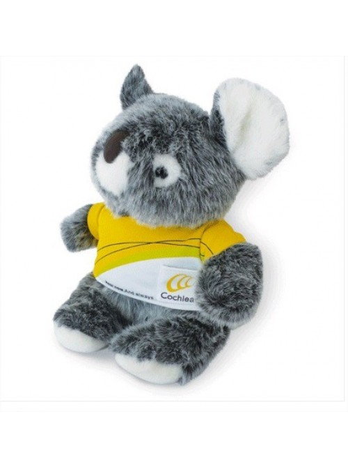 Koala With Toy Sound Processor