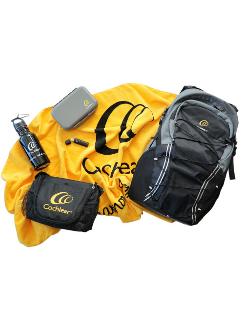 Nucleus 7 Compact Adventure Proof Kit