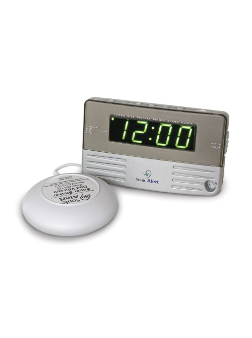 Travel/ Bedsine Alarm Clock with Vibrating (SB200ss)