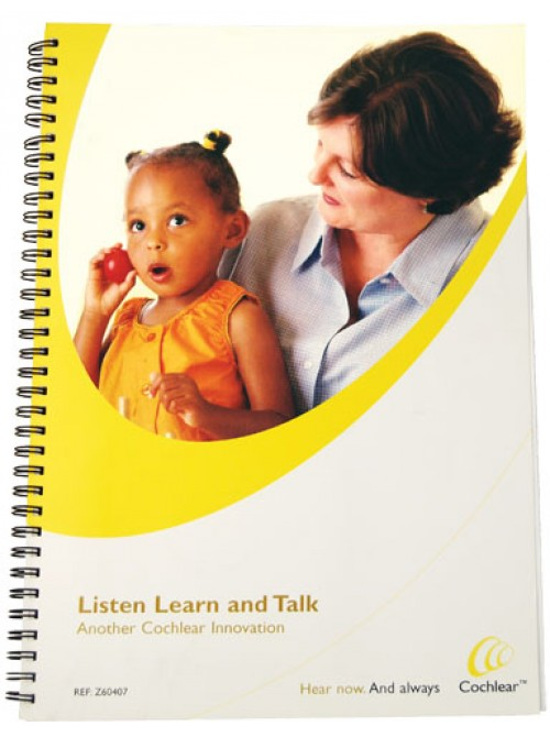 Listen, Learn & Talk (Spanish)