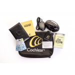 Cochlear Traveler Kit with Alarm Clock